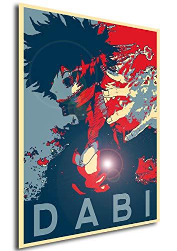 Instabuy Poster My Hero Academia Propaganda Dabi (Variant) - A3 (42x30 cm)