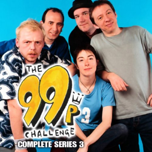 The 99p Challenge     The Complete Series 3              By:                                                                                                                                 BBC Audiobooks                               Narrated by:                                                                                                                                 Sue Perkins,                                                                                        Armando Iannucci,                                                                                        Simon Pegg,                   and others                 Length: 2 hrs and 38 mins     13 ratings     Overall 4.8