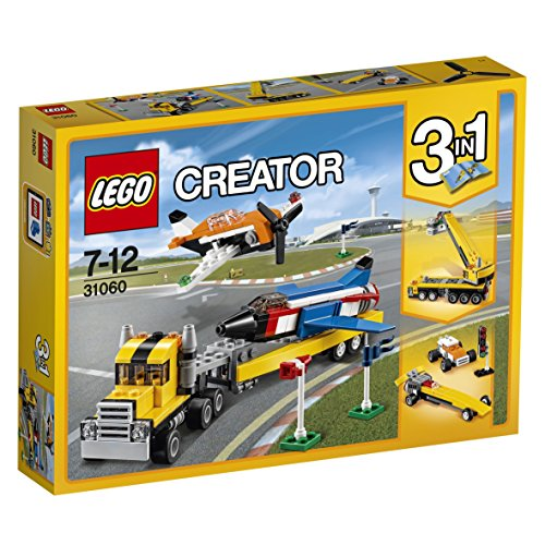 LEGO- Creator Campioni di Acrobazie, 31060