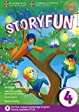 Storyfun for Movers Level 4 Student's Book with Online Activities and Home Fun Booklet 4 Second Edition