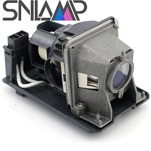 Original NP18LP / 60003259 Replacement Projector Lamp OEM Philips Bulb with Housing for NEC NP- VE280 VE281 VE282 V300W V311W V281W V300WG V311X V300X VE280X VE281X VE282X Projectors (Original)