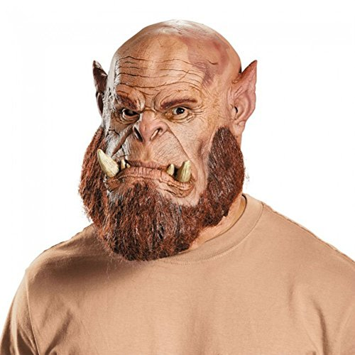 MyPartyShirt Orgrim Deluxe Mask