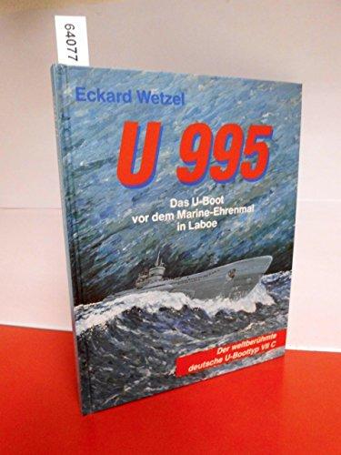 U 995, Das U-Boot vor dem Marine-Ehrenmal in Laboe