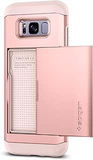 Spigen Slim Armor CS Designed for Samsung Galaxy S8 Case (2017) - Rose Gold