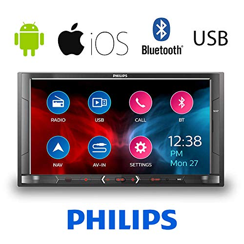 Philips CE600N/12 Sistema de Video para Coche