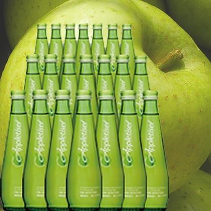 リードオフジャパンアップルタイザー275ml瓶×24本入×(2ケース)