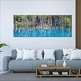 DECORARTE - Cuadros Impresión Digital - Fotografía sobre Cristal Nature 016 (160x60)