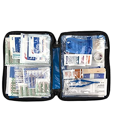 First Aid Only 130 Piece All-Purpose First Aid Kit
