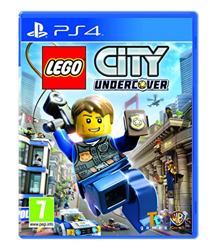 LEGO City Undercover : Playstation 4 , ML