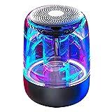 Gesh 6D Panorámica Sonido Colorido Luz LED Portátil BT Altavoz Soporte Tarjeta TF Manos Libres Bajo Al Aire Libre