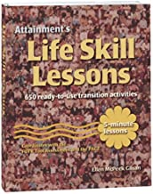Attainment's Life Skill Lessons: 650 Ready-to-use Transition Activities