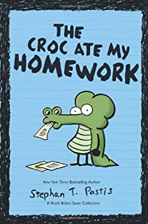 The Croc Ate My Homework: A Pearls Before Swine Collection (Volume 2) (Pearls Before Swine Kids)