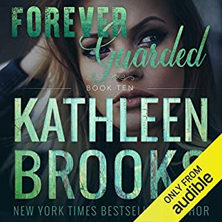 Forever Guarded audiobook cover art