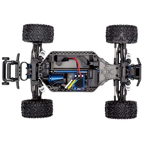RC Auto kaufen Truggy Bild 2: Traxxas Rustler 4x4 VXL Brushless 1:10 RC Modellauto Elektro Truggy Allradantrieb (4WD) RTR 2,4 GHz*