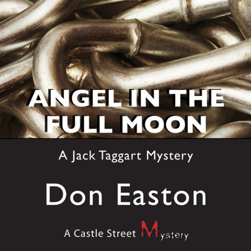 Angel in the Full Moon audiobook cover art