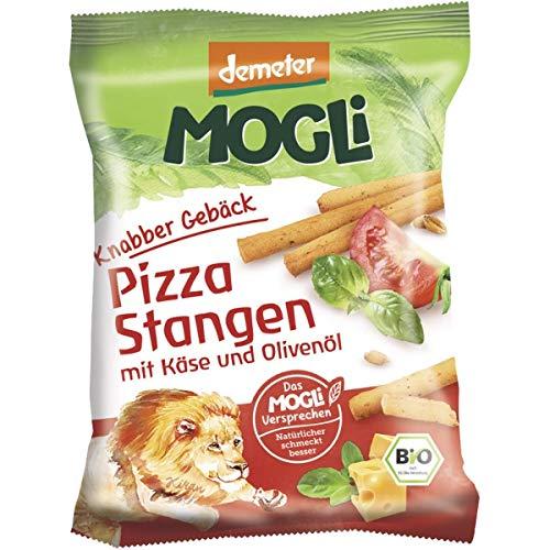 MOGLi Pizza-Stangen mit Käse & Kräutern (75 g) - Bio