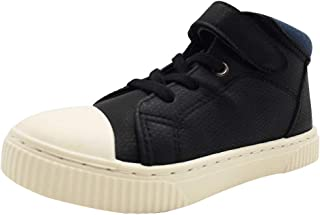TogTu Kid's High Top Sneaker Boot Ankle Boot Boys Casual Shoes(Toddler/Little Kid/Big Kid)