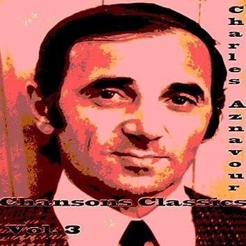 Chansons Classics Vol.3