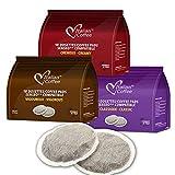 Comprar Senseo Capsulas Compatibles 180 ud (10 x18 Monodosis de Café Degustación 3 Variedades) en Amazon