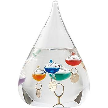 茶谷産業 Fun Science ガラスフロート温度計S 333-203