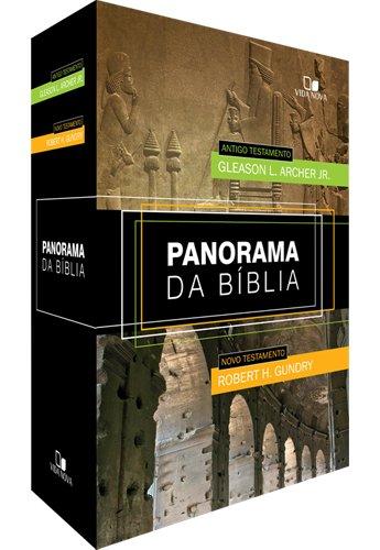 Box Panorama da Bíblia (AT e NT)