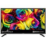 Smart-Tech SMT4019NTS TV LED Full HD Ready da 40 Pollici, con Lettore Multimediale Tramite Porta USB e Porte HDMI (Triplo Sintonizzatore DVB-T/C/T2/S/S2, Colore Nero)