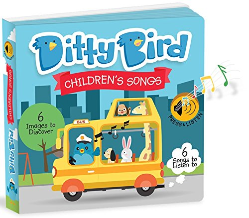 Our Best Interactive Children's Songs Book for Babies. Musical Toddler Book. Sound Books for one Year Old. Educational Toys for 1 Year Old boy Gifts. Gift for 1 Year Old Girl.