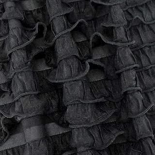Best ruffle knit fabric Reviews