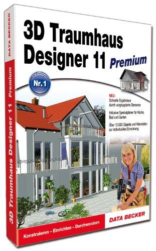 3D Traumhaus Designer 11 Premium