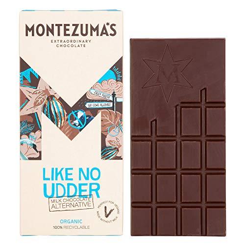Montezuma's Like No Udder Organic Milk Chocolate 90g