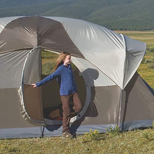 best large tent for rain