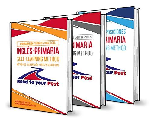 Pack Premium Road to your Post. Inglés-Primaria. Temario, casos prácticos y Programación/Unidades Didácticas