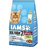 アイムス (IAMS) キャットフード 7歳以上用 腎臓と下部尿路の健康ケア チキン シニア猫用 1.5kg