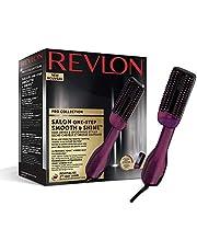 Revlon RVDR5232UK Salon Smooth and Shine Varmluftsborste, Mörklila