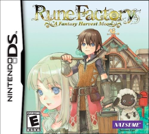 Rune Factory Fantasy Harvest Moon-Nla