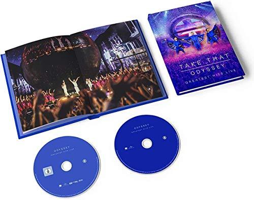 ԌɌΕΑΤΕSΤ ΗΙΤS LΙVΕ - ΟDΥSSΕΥ (CD + DVD)