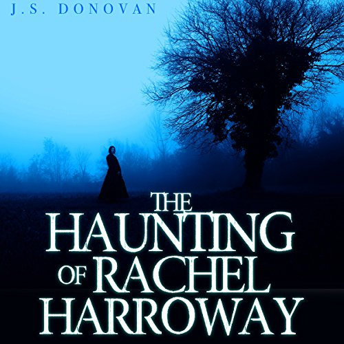The Haunting of Rachel Harroway cover art