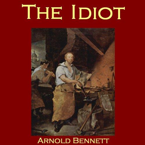 『The Idiot』のカバーアート