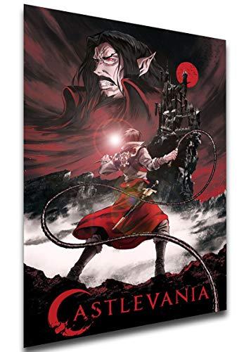 Instabuy Poster - Playbill - Anime - Castlevania Variant 01 Manifesto 70x50