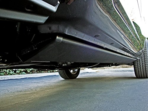 AMP Research 76139-01A PowerStep Running Boards, 2016-2017 Ram 1500/2500/3500, All Cabs,Black