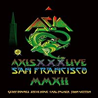 Axis XXX - Live In San Francisco by Asia
