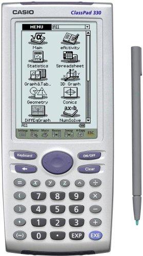Casio ClassPad 330 Plus Grafikrechner mit Computer-Algebra-System