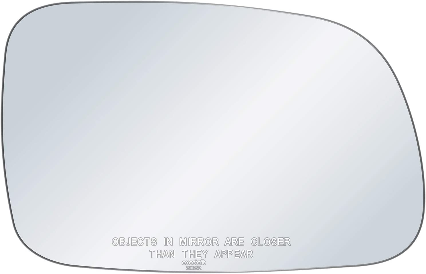 gift exactafit 8108R Passenger 55% OFF Side Replacement Adhesive Glass Mirror