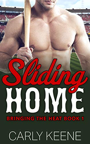 Sliding Home: A Short Sweet Instalove Baseball Romance (Bringing the Heat Book 1) (English Edition)