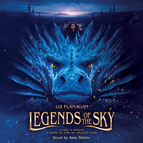Legends of the Sky audiobook cover art