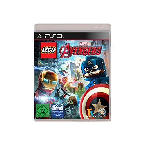 LEGO Marvel Avengers - [PlayStation 3]