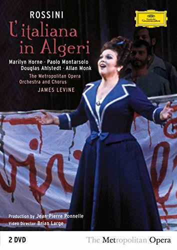 Rossini : L italiana in Algeri - Edition 2 DVD
