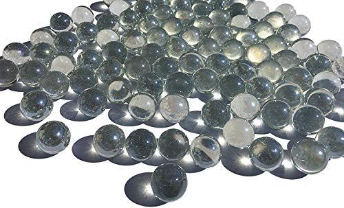 Transparente wh846bolas de cristal, 16mm de diámetro 500gr–