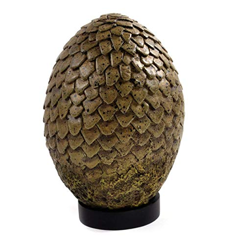 The Noble Collection Game of Thrones Viserion Dragon Egg Replica