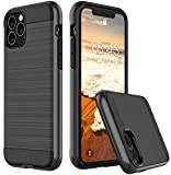 Oterkin iPhone 11 Pro Max Case, Case for iPhone 11 Pro Max,【New】 360° Body Protective Rugged Shockproof Slim Wireless Charging Support Case for iPhone 11 Pro Max(6.5inch) (2019)